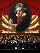 「第九」 レニングラード国立歌劇場管弦楽団
